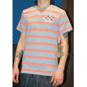 T-SHIRT - Bad Balance Neon Stripe